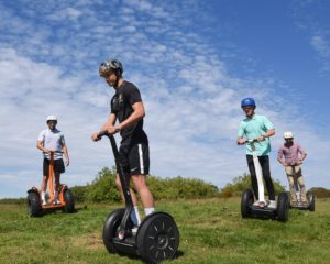 segways in cornwall